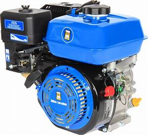 208cc Ohv Gas Engine