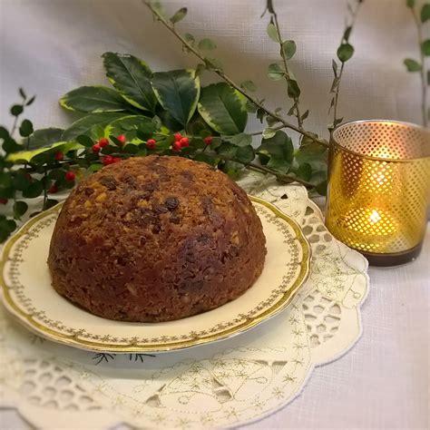gluten  christmas pudding recipe