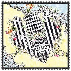 Poids Courrier Timbre : timbre c ur balmain 20g boutique particuliers la poste ~ Medecine-chirurgie-esthetiques.com Avis de Voitures