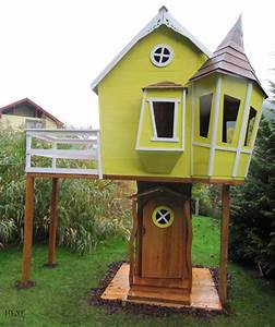 Kinderspielplatz Für Garten : baumhaus f r kinder im garten outdoor spielger te ~ Michelbontemps.com Haus und Dekorationen