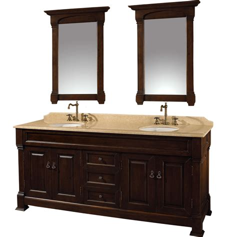 the kitchen collection store 72 quot andover 72 cherry bathroom vanity bathroom