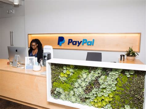 A Look Inside The New York City Offices Of Paypal And