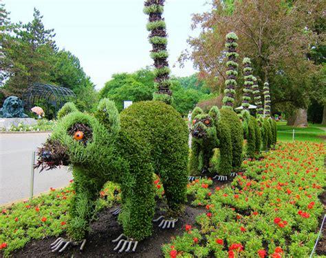 Botanischer Garten Montreal by My Owl Barn Montreal Botanical Garden Mosaiculture