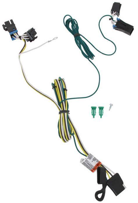 2006 Gmc Trailer Wiring by 2006 Gmc Savana Custom Fit Vehicle Wiring Tekonsha