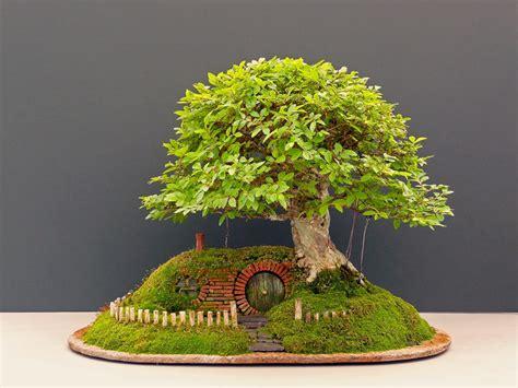 Kitchen Ideas For Small Apartments - reinterpretation of tolkien 39 s fantastic hobbit home chris guise 39 s bonsai artwork freshome com