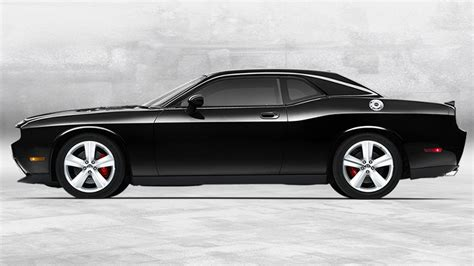 Black Dodge Challenger by World Of Cars Dodge Challenger Black