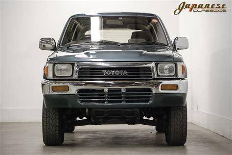 japanese classics  toyota hilux  turbo diesel