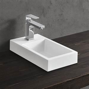 Waschbecken Gaeste Wc : waschbecken wei schwarz aufsatzwaschbecken handwaschbecken g ste wc ebay ~ Watch28wear.com Haus und Dekorationen