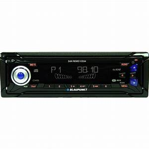 San Remo Cd34 Cd Car Stereo With Aux Input