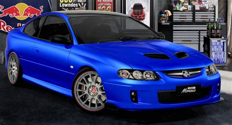 Holden To Restore And Improve 2004 Monaro VZ CV8, Give It ...