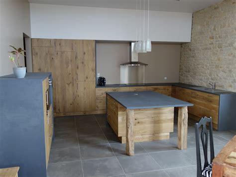 grange cuisine cuisine rénovation d 39 une grange en maison d 39 habitation