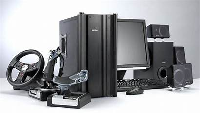 Hardware Computer System Monitor Systems Computers Desktop