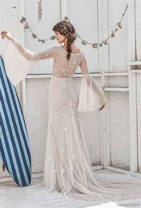 lillian west spring  wedding dresses wedding inspirasi