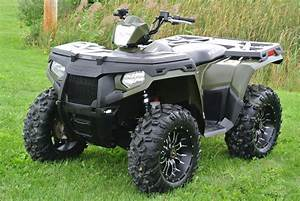 Polaris Sportsman 500 Ho Motorcycles For Sale In Michigan