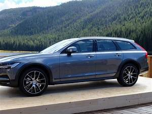 Marque De 4x4 : volvo v90 cross country le grand break 4x4 scandinave ~ Gottalentnigeria.com Avis de Voitures