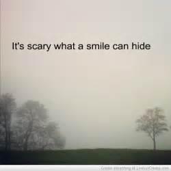 smile hides quotes quotesgram