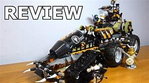 lego ninjago hunted dieselnaut review set 70654