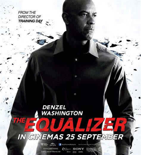 Win premiere screening passes to The Equalizer with the
