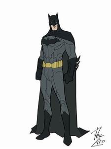 New 52 Batman by phil-cho on DeviantArt