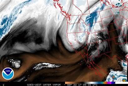 Vapor Water Idaho Snow Imagery Satellite Opensnow