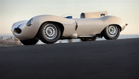 1956 Jaguar D-type 'long Nose' 393 Rw