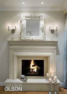 Electric Fireplace Design Ideas Pictures A Beautiful Cast Stone Surround And Hearth Look Like Hand