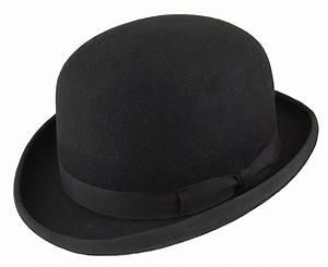 Bowler Hat transparent background