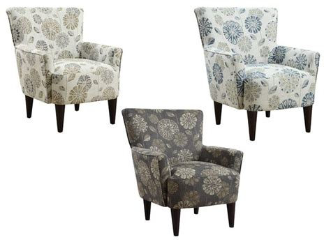 accent chairs for living room flower power accent chairs 3655 emerald home