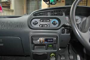 Diy  Fix On Your Own  Perodua Kelisa Radio Installation