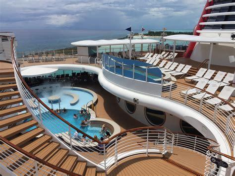 pool spa fitness on disney dream cruise ship cruise critic