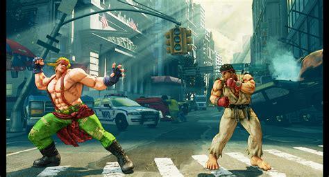 Street Fighter V  Extra Screenshots