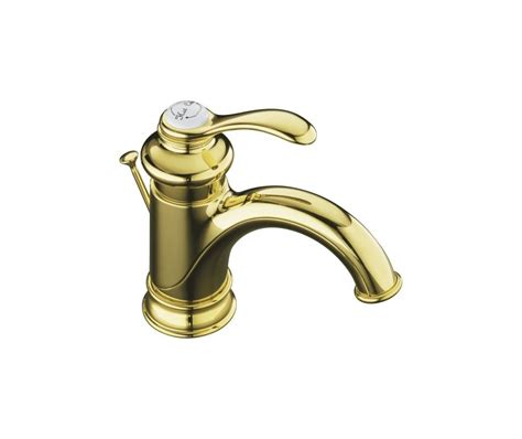 polished brass bathroom faucet kohler faucet k 12182 bn in brushed nickel by kohler