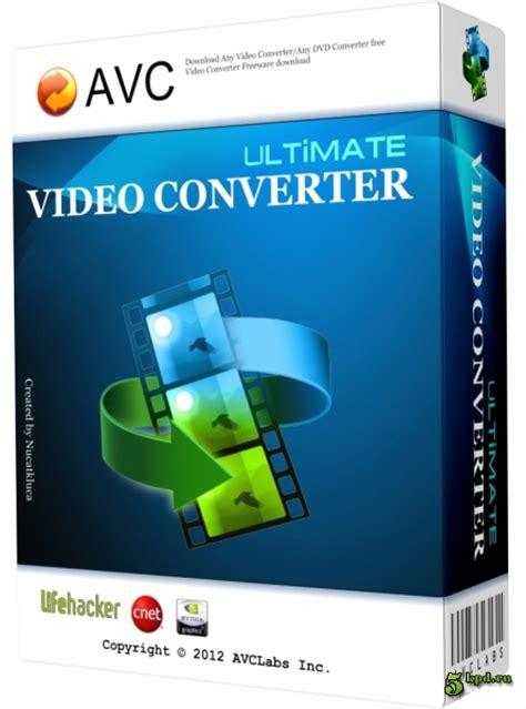 Any Video Converter Ultimate Crack Serial Keys+Portable – FPS