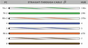 Rj45 Colors  U0026 Wiring Guide Diagram Tia  Eia 568 A  B