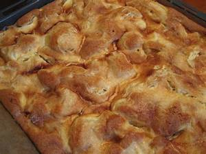 Weihnachtsplätzchen Vom Blech : dolce apfelkuchen vom blech mit sahneguss ~ Lizthompson.info Haus und Dekorationen