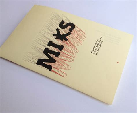 Miks Typeface - JamesDolence