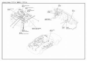 2000 Mazda Protege Battery Diagram