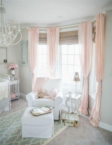rideaux de chambre de fille 1001 conseils et idées pour une chambre en et gris