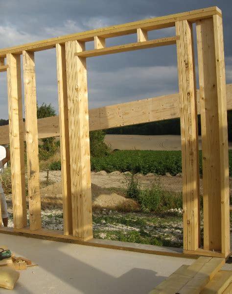 construire sa maison ossature bois soi meme free construire soi meme sa maison en bois en
