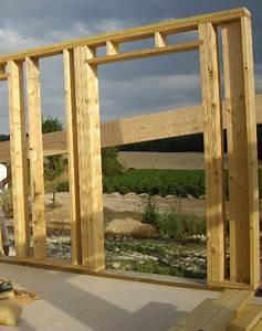 Construire Une Extension En Bois Soi Même : extension maison agrandissement ossature bois ~ Premium-room.com Idées de Décoration