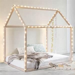 Lit Cabane Au Sol : les 25 meilleures id es de la cat gorie lit cabane sur ~ Premium-room.com Idées de Décoration