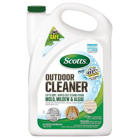 scotts  gal outdoor cleaners concentrate