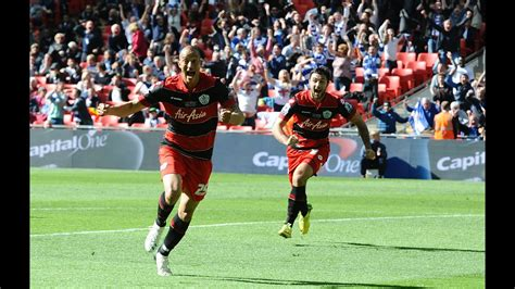 PLAY-OFF FINAL HIGHLIGHTS: DERBY 0, QPR 1 - YouTube