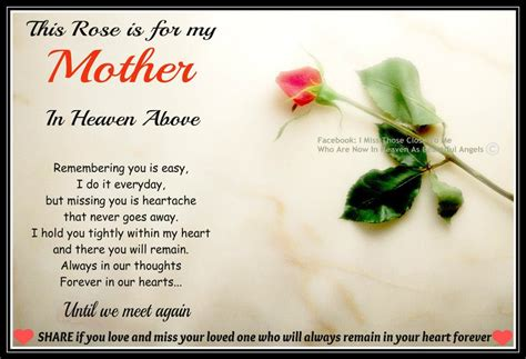 memory   mother  mothers day quotes quotesgram