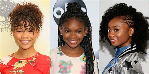 easy hairstyles  black girls natural hairstyles  kids