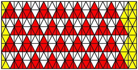 tessellations triangle patterns triangles trapezoid tessellation square hexagon rhombus star squares would math propose gerrymandering end another lattice