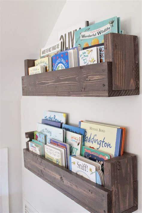ideas unique  stylish bookshelves  kids