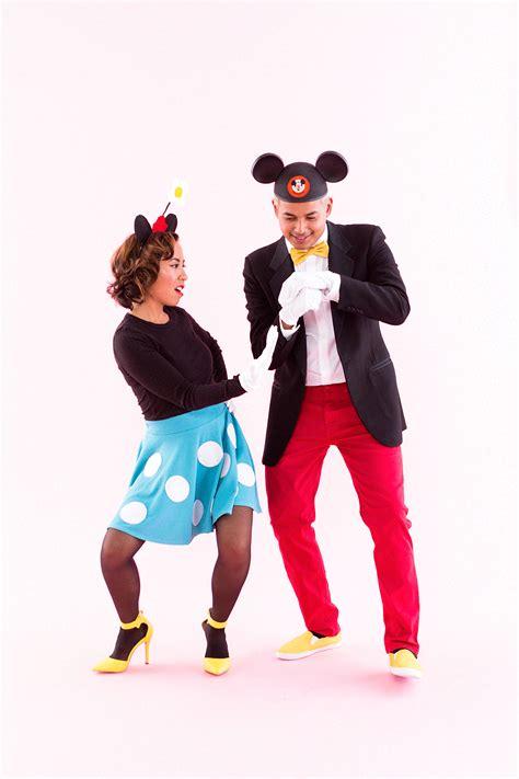 mickey  minnie mouse halloween costume