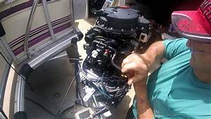 How To Repair Primer Solenoid On Johnson 150 Hp Outboar