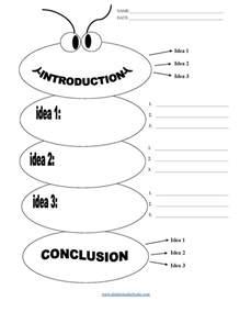 basic outlines hs3 simple 5 paragraph essay outline worm form jpg 1701 2201 pixels homeschool pinterest